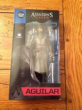 "McFarlane Toys Color Tops Blue Assassin's Creed AGUILAR 7"" Figure #12 In Stock"