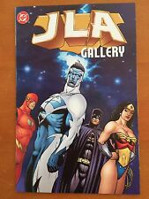 DC Comics JLA GALLERY 1997 Justice League of America; Pin-Up One-Shot