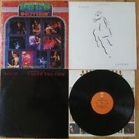 Lot of 4 POCO Record LP Vinyl pop country rock  play graded