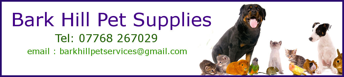 Bark Hill Pet Supplies