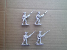 25mm Eagle Miniatures Seven years war Britsh Line adv w/ bayonet