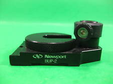 Newport Base, Rotating Disk with Post Holder -- BUP-2 -- Used