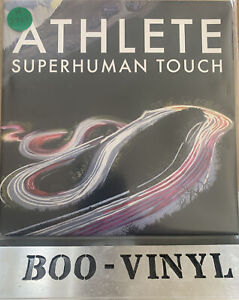 "Athlete-superhuman touch 7"" Vinyl Record NM / NM"