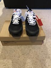 Off White Air Vapormax The Ten Size 11 (DS)