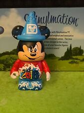 "Disney Vinylmation 3"" Park Set 2016 Sorcerer Mickey Mouse Disney World"