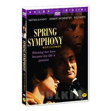 Spring Symphony : Fruhlingssinfonie (1983) DVD - Nastassja Kinski (*NEW)