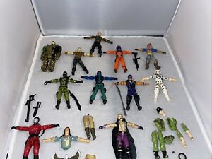 GI Joe Vintage 1980's Figure Lot