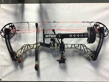 """Mathews 2021 Atlas RH first lite riser/black limbs 60-70lbs 30"""" package 3"""