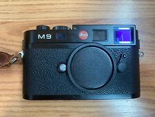 Leica M M9 18.0MP Digital Camera - Black (Body Only)
