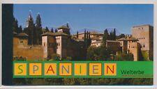 LN68635 United Nations Spanish monument prestige booklet MNH