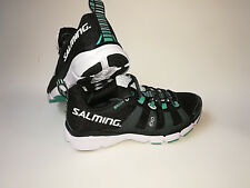 Salming En Route Black Women Laufschuhe Trekking Sportschuhe Gr. 36 2/3  UK 4