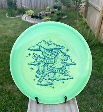 Jomezpro Discraft ESP Buzzz. New / Never Thrown. 177g. Green Swirl 🐢