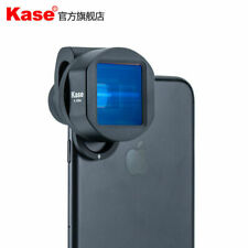 Kase mobile phone anamorphic lens 1.33x widescreen movie camera lens morphing