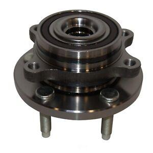Wheel Bearing and Hub Assembly Rear,Front GMB 725-0004