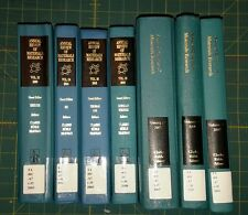 2003 - 2009 Annual Review of Materials Science: 7 volumes. 1st ed. Hardbound