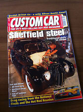 Custom Car Magazine January 2007 39 Coupe, Austin Ascot, Pro Chevy C10, Ford
