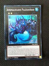 Yu-Gi-Oh anomalocaris paléozoique TDIL FR099