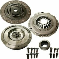 A DUAL MASS TO SINGLE MASS FLYWHEEL CLUTCH KIT FOR BMW 3 SERIES E91 ESTATE 320D