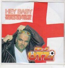 (FL166) DJ Otzi, Hey Baby - 2002 DJ CD