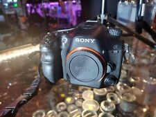 Sony Alpha SLT-A99V 24.3MP Digital SLR Camera - Black (Body Only)