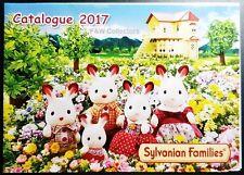 SYLVANIAN FAMILIES TOYS DOLLS 2017 CATALOG CATALOGUE BROCHURE LEAFLET NEW