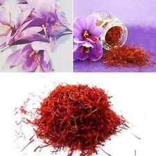 Moroccan saffron flower threads spice, Organic safran 100% pure (1g)
