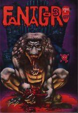 Fantagor #3 1972  Underground Comic 030518DBC