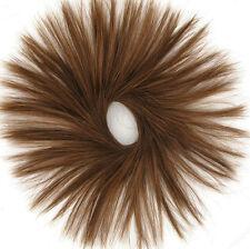 chouchou chignon cheveux châtain doré cuivré ref: 21 en 30