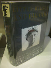 Anthony Burgess LITTLE WILSON AND BIG GOD 1st UK Edition 1987 Heinemann NF/NF