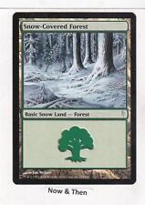 MTG: Coldsnap: Snow-Covered Forest