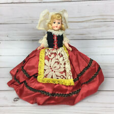 1950s CZECH BEAUTY Marcie Doll #831 Tagged Dress Sleepy Eyes 7.5in with stand
