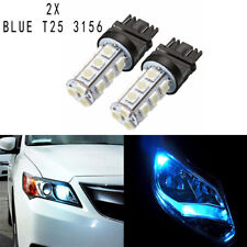 2X 18SMD T25 3156 3157 3757 HID Blue LED Reverse/Backup Light Bulb For Chevrolet