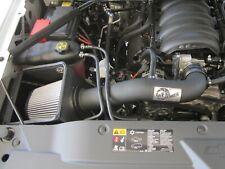 XL DENALI 5.3L + 6.2L V8 K/&N AirCharger Intake System for 15-18 GMC YUKON