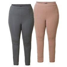 X two treggings Hyatt señora leggins elásticos pantalones Lagenlook viscosa plus tamaño