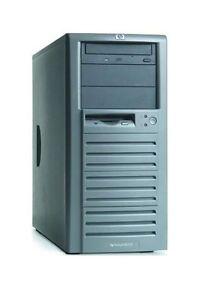 HP Proliant ML110 Tower Server Intel Pentium 4 3.00 GHz