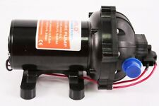Seaflo 12v 5.5 Gpm 60 Psi 20 L/min Water Pressure Diaphragm Pump Duty Cycle hot