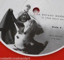 ANDY WARHOL NICO THE VELVET UNDERGROUND LIVE IN 1966 VINYL 2 LP N.MINT RARE