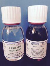 Marine 16 Diesel Bug Treatment & Diesel Fuel Complete 100 ml Twin Pack