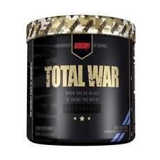Redcon1 TOTAL WAR Pre-Workout 30 Servings - BLUE RASPBERRY