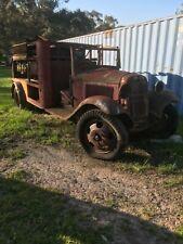 Ford 1932 B model fire/pump truck classic hot rod