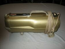 Vintage Electrolux Gold Model L Power Nozzle Canister Vacuum Cleaner