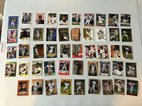 Lot of 114 Barry Bonds baseball cards 1988-2001