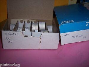 NEW TRW  MS2960P Engine Crankshaft Main Bearing Set JEEP, BUICK, PONTIAC 78-89