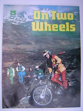 On Two Wheels -  Motorcycle Magazine Volume 2 - Issue No.25 - **FREE POSTAGE**