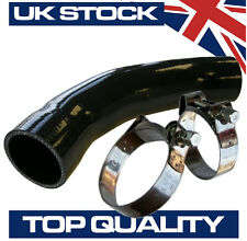 SAAB 9-3 2.2 TiD TURBO INTERCOOLER SILICONE HOSE with clamps 12785083 12786818