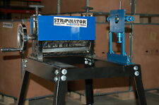 Package Deal - With Stand Umt-11, Model Mws-808 & W-L100 Wire Stripping Machines