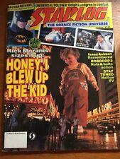 Starlog Magazine #181 Batman Returns Honey I Blew Up The Kid Cover