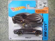 Hot Wheels 2014 #005/250 RYURA LX Noir Neuf fonte 2014