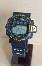 Casio CBX-1000 *NOS* LCD Digital Watch Uhr Montre 1991