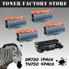 1-20PK NEW TN750 Toner DR720 DRUM SET or DR720 OPC For Brother 8510DN 8515DN lot
